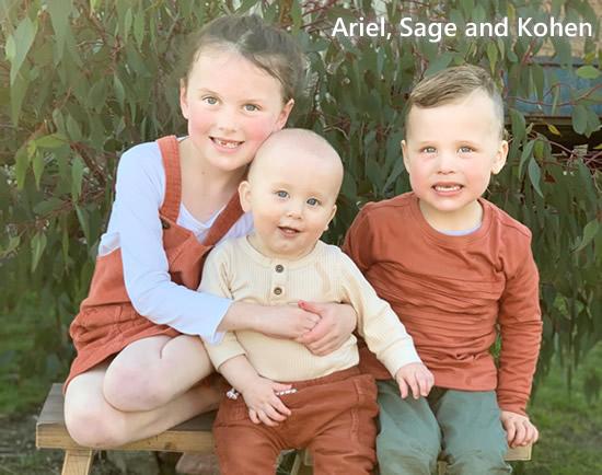 Ariel Sage Kohen