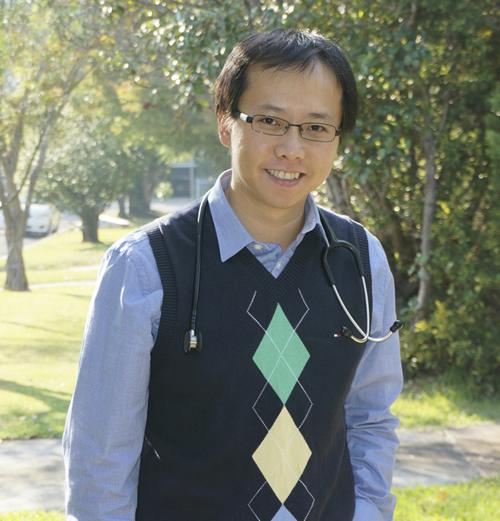 Dr Peter Hsu 500